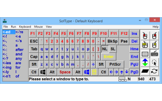 SofType Keyboard